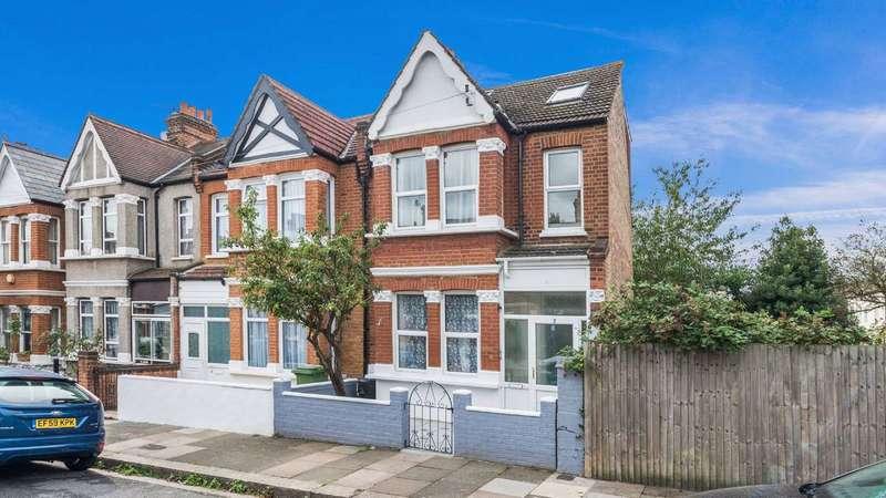 4 Bedrooms End Of Terrace House for sale in Corsehill Street, Furzedown, London