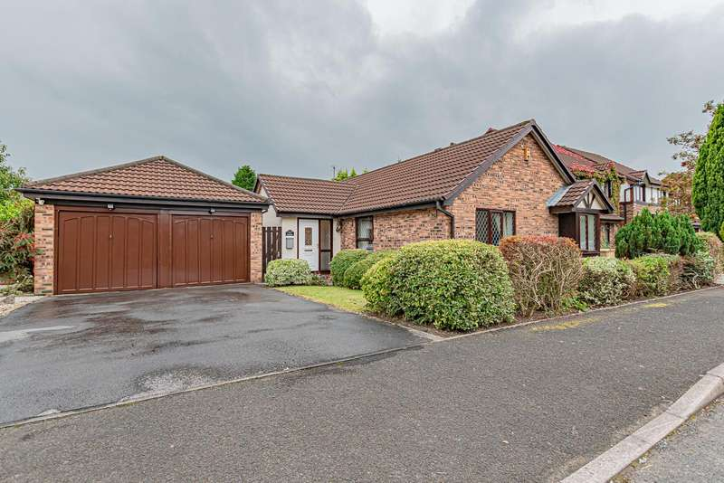 3 Bedrooms Detached Bungalow for sale in Rosewood, Westhoughton, Bolton