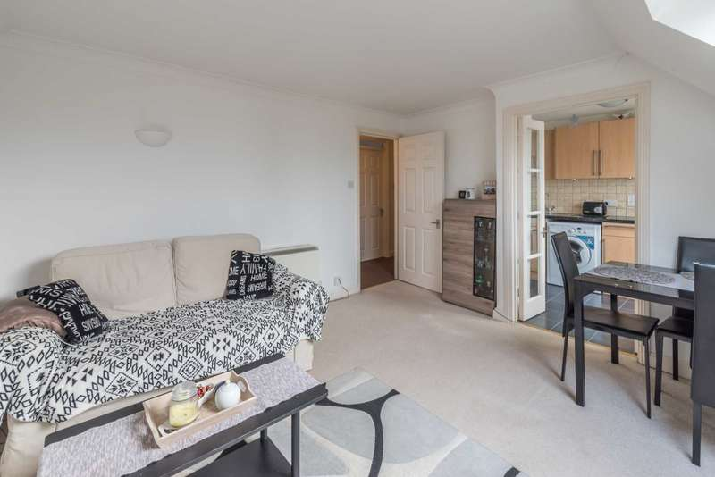 1 Bedroom Flat for rent in Victoria Place, Banbury
