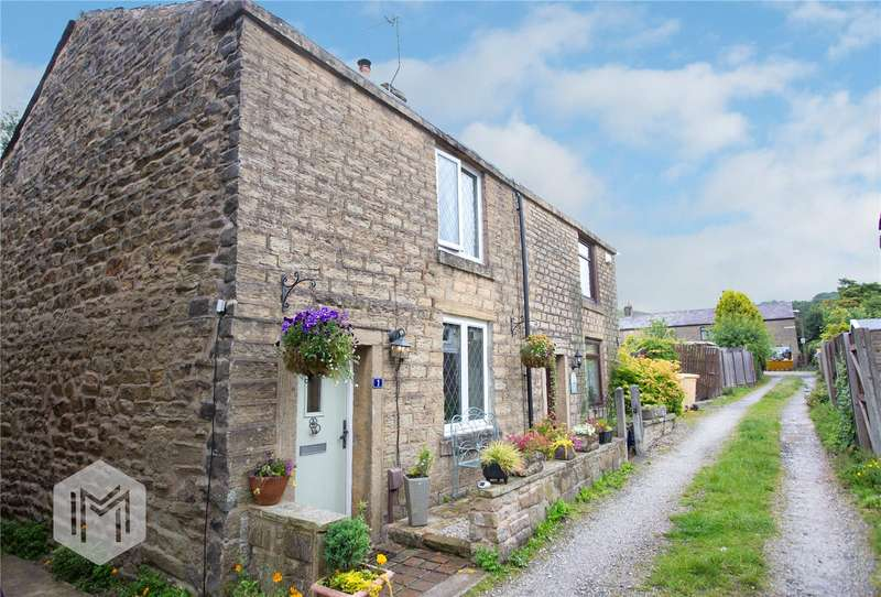 2 Bedrooms Semi Detached House for sale in Kayfields, Harwood, Bolton, Lancashire, BL2