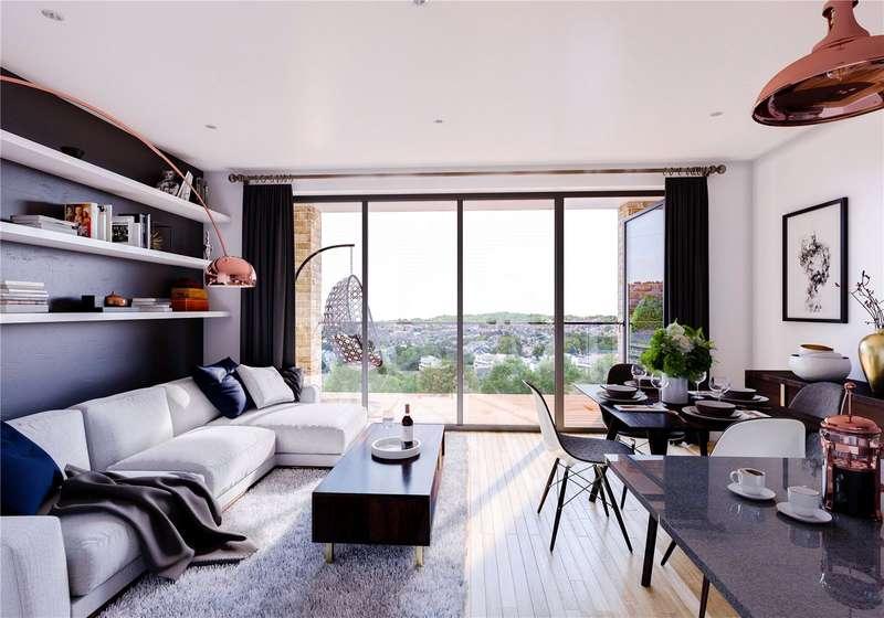 2 Bedrooms Apartment Flat for sale in Wellington Quarter, Wellington Street, London, SE18