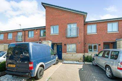 3 Bedrooms Terraced House for sale in Seacombe Road, Cheltenham, Gloucestershire