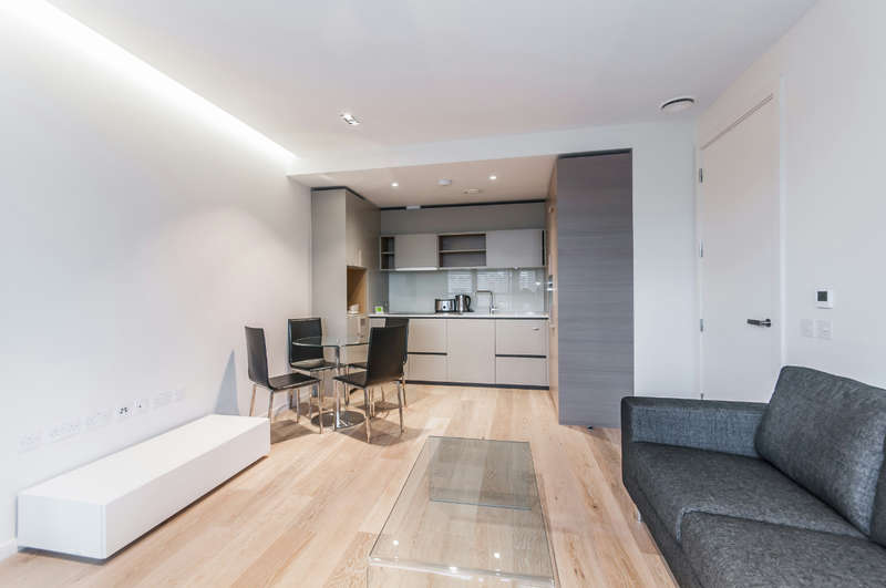 1 Bedroom Apartment Flat for rent in The Arthouse, York Way, King's Cross N1C