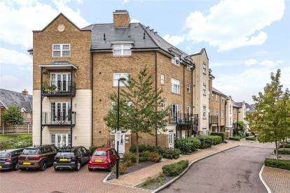 1 Bedroom Flat for sale in Strand House, 16 Wells View Drive, Bromley