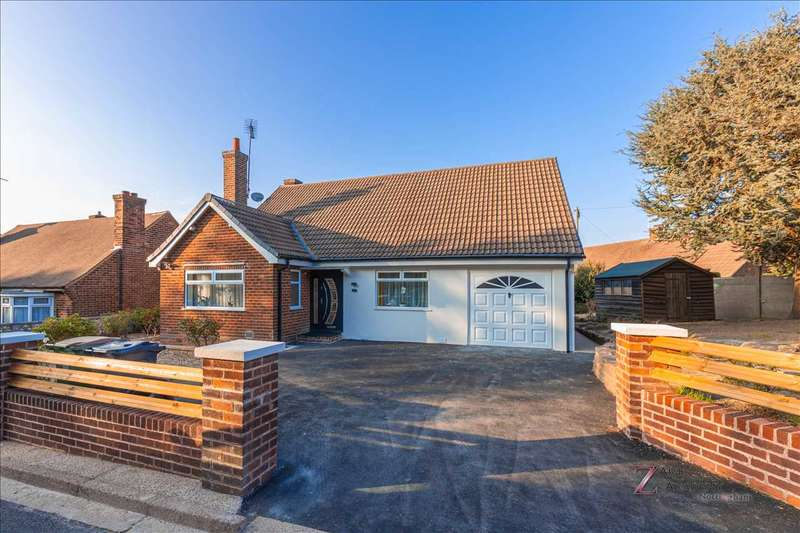 3 Bedrooms Bungalow for sale in Outseats Drive, Alfreton