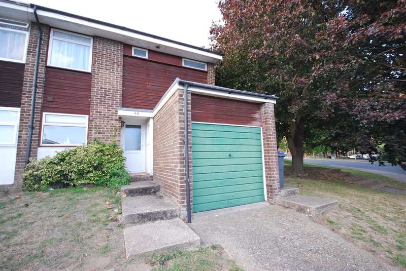 3 Bedrooms Semi Detached House for sale in Headcorn Drive, Canterbury