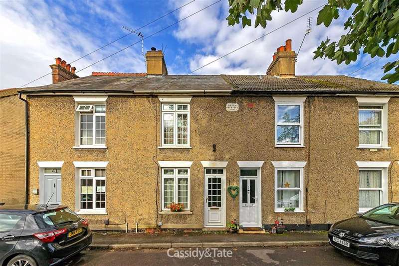 2 Bedrooms Property for sale in Upper Heath Road, St. Albans, Hertfordshire - AL1 4DN