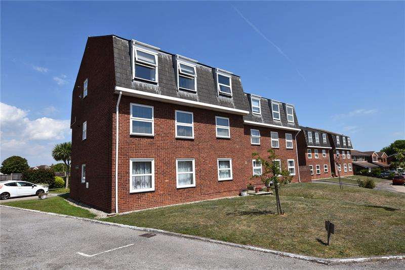 2 Bedrooms Apartment Flat for sale in Hardy, 35 Fremantle, Shoeburyness, Essex, SS3