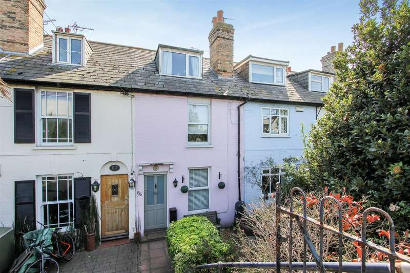 3 Bedrooms Terraced House for sale in Harbour Street, Whitstable