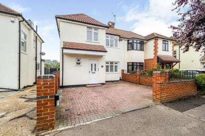 4 Bedrooms Semi Detached House for sale in Hornchurch