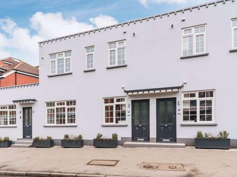 2 Bedrooms Property for sale in High Street, Edenbridge