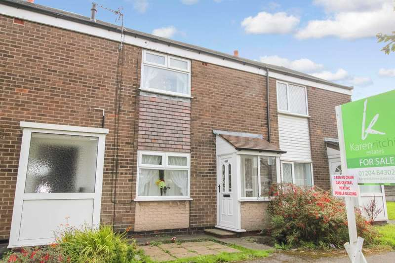 2 Bedrooms Terraced House for sale in Lever Edge Lane, Bolton