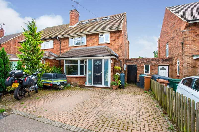4 Bedrooms Semi Detached House for sale in Hazelwood Lane, Abbots Langley, WD5
