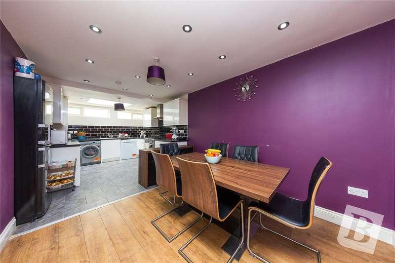 3 Bedrooms End Of Terrace House for sale in Wellington Street, Gravesend, Kent, DA12