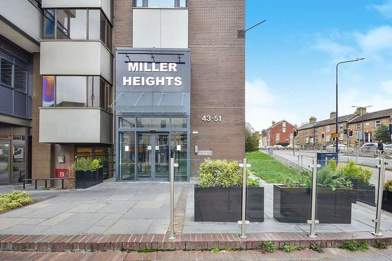 2 Bedrooms Apartment Flat for sale in Miller Heights, 43-51 Lower Stone Street, Maidstone, Kent, ME15