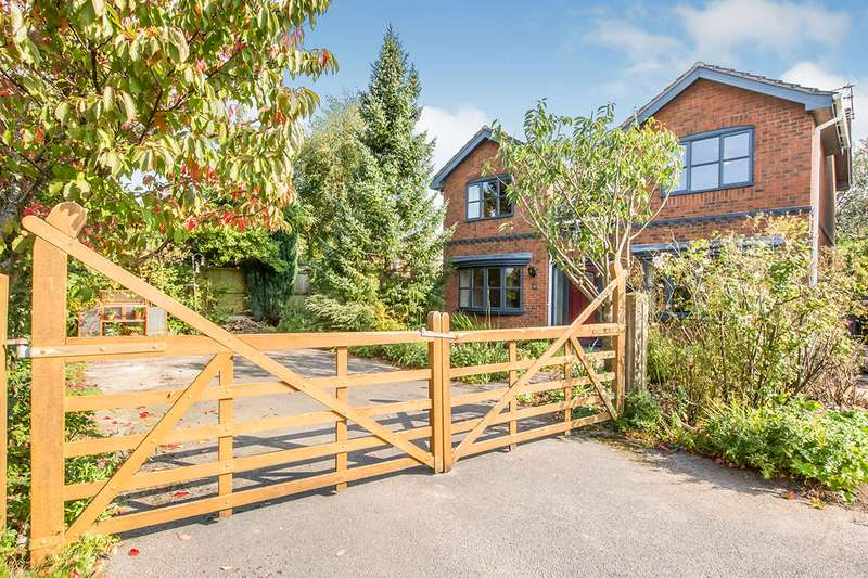 4 Bedrooms Detached House for sale in Bridgewater Close, Congleton, Cheshire, CW12