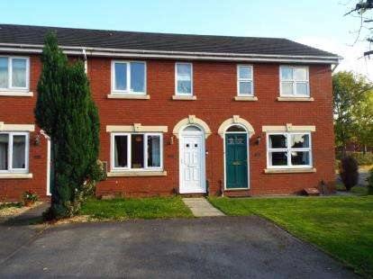 2 Bedrooms Terraced House for sale in Ilway, Walton-Le-Dale, Preston, Lancashire