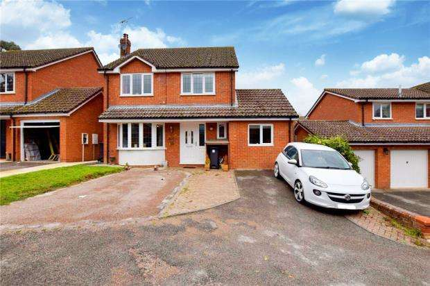 4 Bedrooms Detached House for sale in Summerfields, Sible Hedingham, Essex
