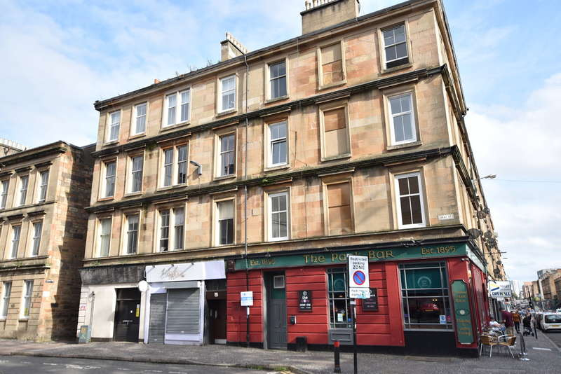 3 Bedrooms Flat for sale in Gray Street, Finnieston