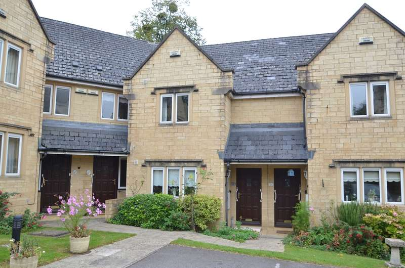 2 Bedrooms Terraced House for sale in West Grange Court, Lovedays Mead, Stroud, GL5