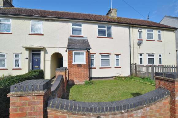 3 Bedrooms Terraced House for sale in Kendale Road, Hitchin