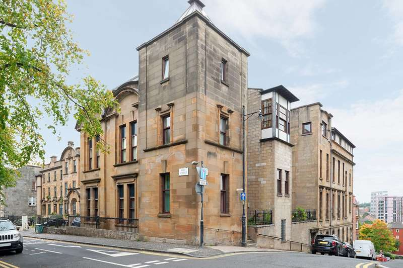 1 Bedroom Flat for sale in Garnet Street, Glasgow, G3 6QL
