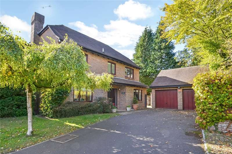 4 Bedrooms Detached House for sale in Fairfax Close, Winchester, Winchester, Hampshire, SO22