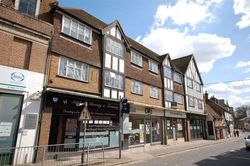 1 Bedroom Property for rent in Church Street, Rickmansworth, WD3