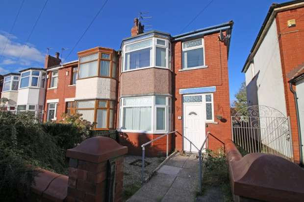 3 Bedrooms End Of Terrace House for sale in Worcester Road, Blackpool, FY3