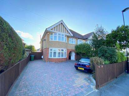 6 Bedrooms Semi Detached House for sale in Upper Shirley, Southampton, Hampshire