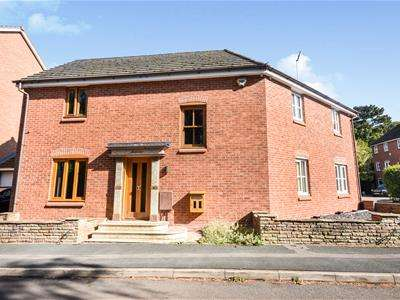 4 Bedrooms House for sale in Pioneer Way, Stafford
