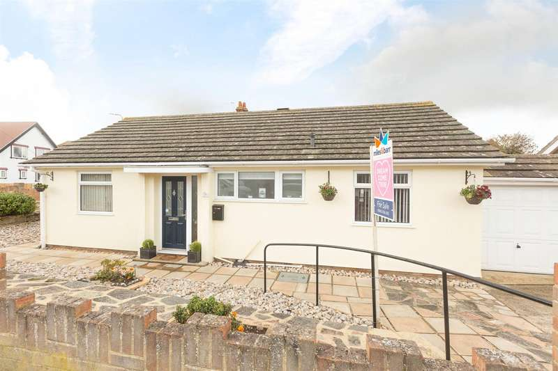 2 Bedrooms Detached Bungalow for sale in Domneva Road, WESTGATE-ON-SEA