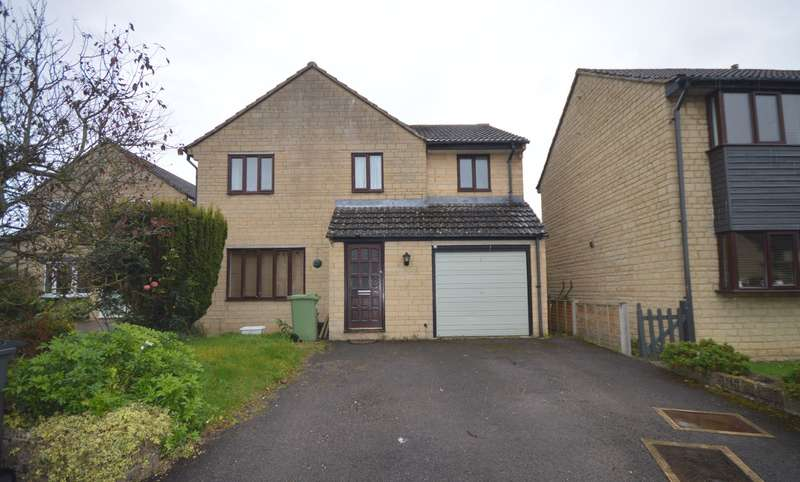 5 Bedrooms Detached House for sale in Pheasant Way, Cirencester