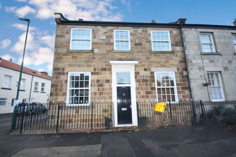 4 Bedrooms Terraced House for sale in Westgate, Guisborough, TS14