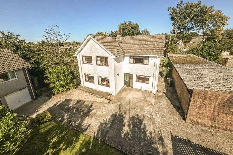 4 Bedrooms Property for sale in Cae Rhedyn Croesyceiliog, Cwmbran
