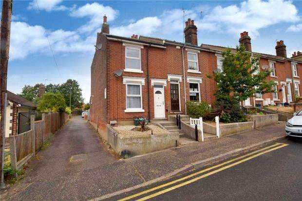 3 Bedrooms End Of Terrace House for sale in Bourne Road, Colchester, Essex