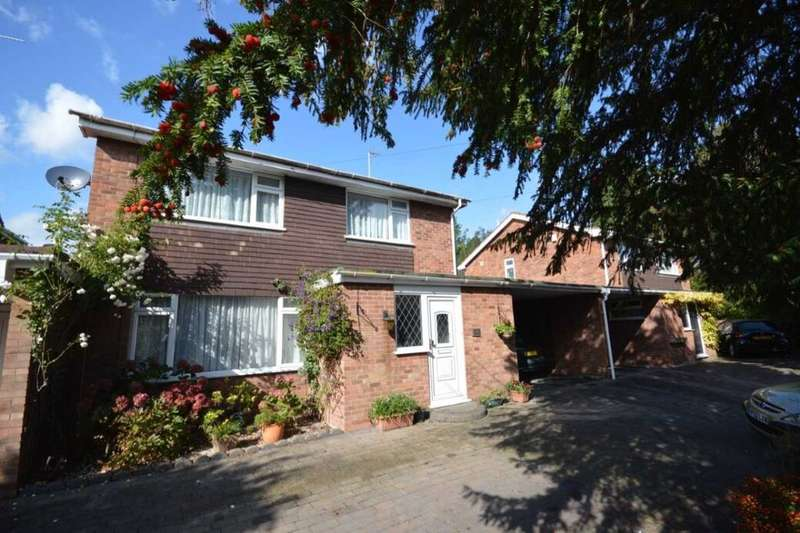 4 Bedrooms Detached House for sale in Leicester Road, Narborough, Leicester, LE19