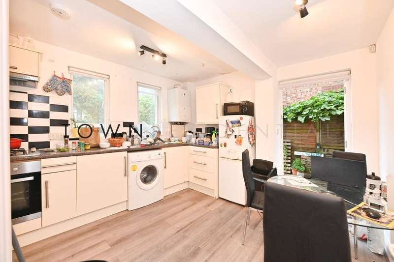 4 Bedrooms Flat for rent in Bickerton Road, London, N19 5JS