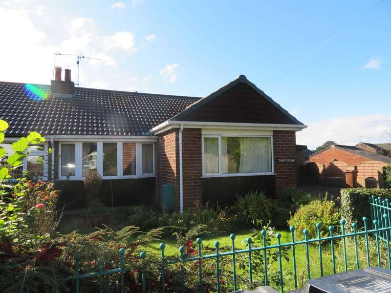 2 Bedrooms Semi Detached Bungalow for sale in Longfield Park, Shaw