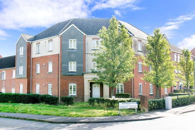 2 Bedrooms Apartment Flat for sale in Wedderburn Avenue, Beggarwood, Basingstoke, RG22