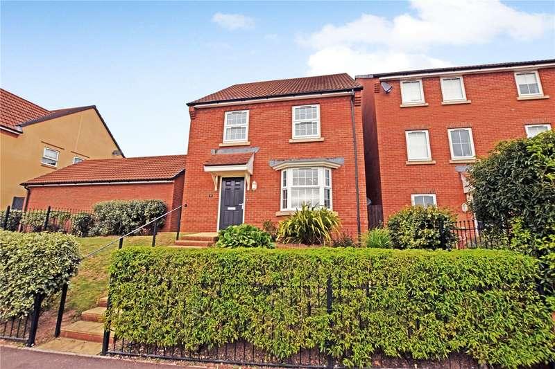 4 Bedrooms Detached House for sale in Sellicks Road, Monkton Heathfield, Taunton, TA2