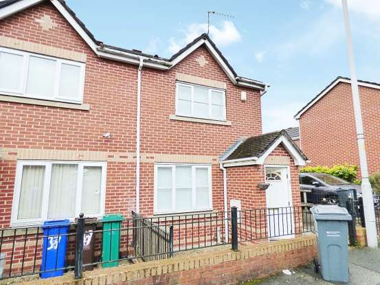 2 Bedrooms Semi Detached House for sale in Venture Scout, Manchester, Greater Manchester, M8 8SY