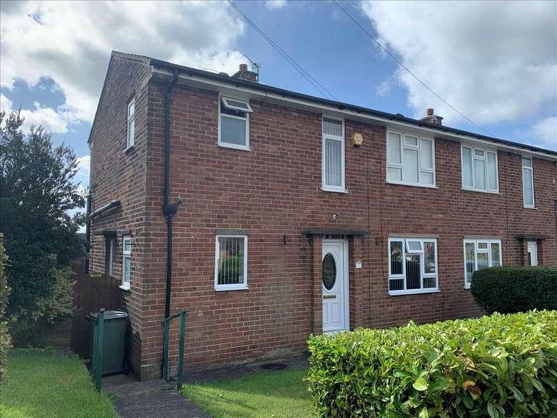 3 Bedrooms Semi Detached House for sale in Croston Avenue, Adlington