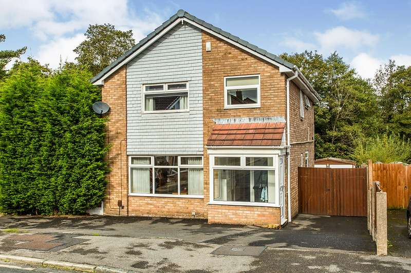 4 Bedrooms Detached House for sale in Earlsway, Euxton, Chorley, Lancashire, PR7