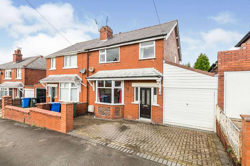 3 Bedrooms Semi Detached House for sale in Letchworth Drive, Chorley, Lancashire, PR7
