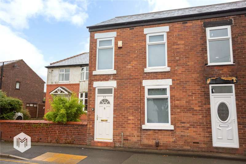 4 Bedrooms End Of Terrace House for sale in Wigan Road, Westhoughton, Bolton, BL5