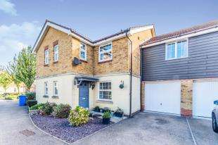 2 Bedrooms End Of Terrace House for sale in Amethyst Drive, Sonora Fields, Sittingbourne, Kent
