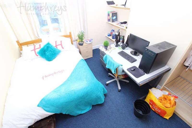 1 Bedroom House Share for rent in Granville Road, S2