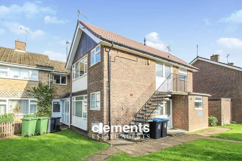 1 Bedroom Maisonette Flat for sale in Gadebridge, Hemel Hempstead