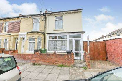 2 Bedrooms End Of Terrace House for sale in Portsmouth, Hampshire, England